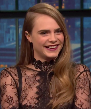 Cara Delevingne Dishes On Suicide Squad and the Dangers of Posing with Live Animals