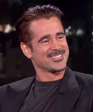 Colin Farrell's Mom Got Married In His Backyard