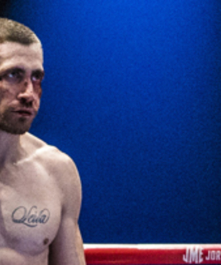 The Southpaw Workout: Watch Us Take on Jake Gyllenhaal's Sledgehammer Drill