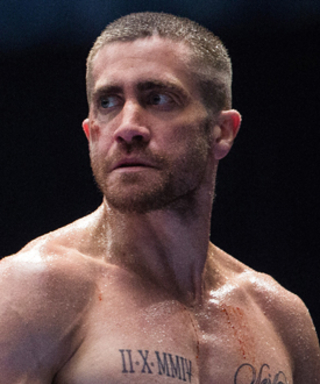 The Southpaw Workout: Watch an InStyle Editor Flip a Tire Like Jake Gyllenhaal