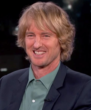"Owen Wilson Opts for a ""Doughy"" Supermodel Look for Zoolander 2"