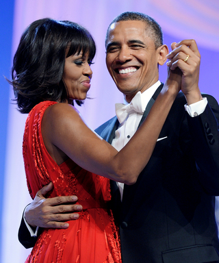 12 of Barack Obama's Sweetest Moments with First Lady Michelle Obama