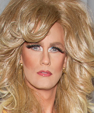 Alexander Skarsgard Shows Up in Drag to His Film Premiere