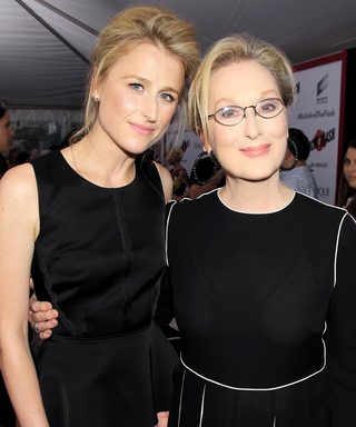 Meryl Streep and Daughter Mamie Gummer Turn Heads at the Ricki and The Flash Premiere