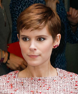 Kate Mara Delivers 4 Fantastic Outfits in a Single Day