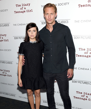 Alexander Skarsgård and Bel Powley Shine at the N.Y.C. Premiere of Diary of a Teenage Girl
