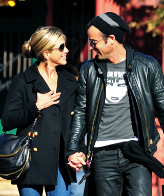 See Jennifer Aniston and Justin Theroux's Cutest Couple Moments