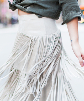 Fringe Everything to Get You Excited for Fall