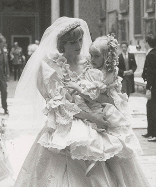Timeless Photos of Princess Diana and Prince Charles's Wedding to Go to Auction