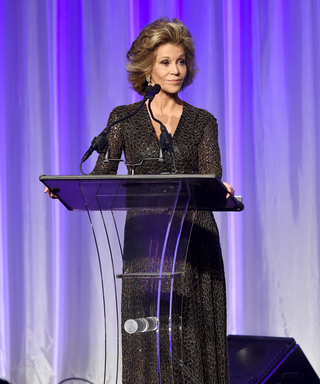 Jane Fonda, Lady Gaga, and More Shine at the HFPA Annual Grants Banquet
