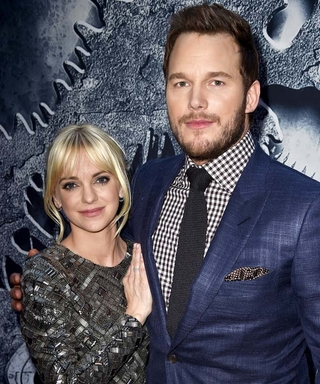Anna Farris Shares an Adorable Photo of Chris Pratt and Their Son