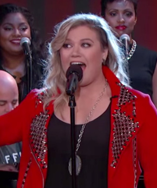 Hear Kelly Clarkson Belt Out Tinder Profiles