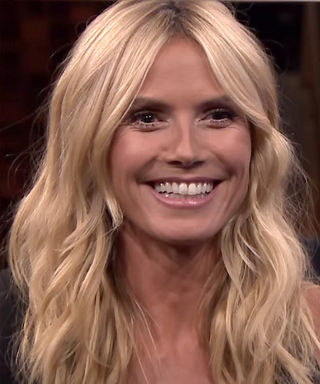 Watch Heidi Klum and Jimmy Fallon Lie to Each Other's Faces