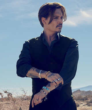 Listen to Johnny Depp's Sexy Voice in Dior's Campaign Film Teasers