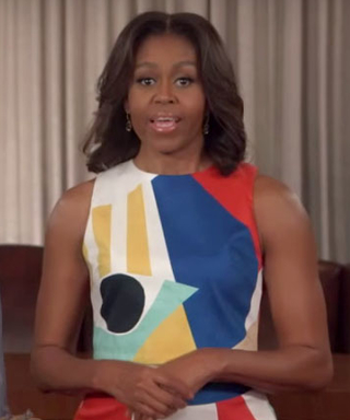 Michelle Obama Wants You to Eat Your Effin Vegetables