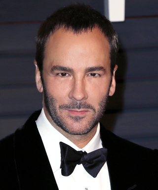 It's Tom Ford's Birthday! See Stars in His Most Jaw-Dropping Designs