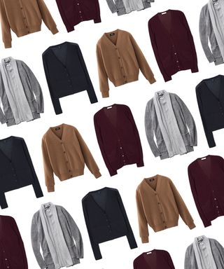 8 Workplace-Appropriate Cardigans to Beat the Office Chill