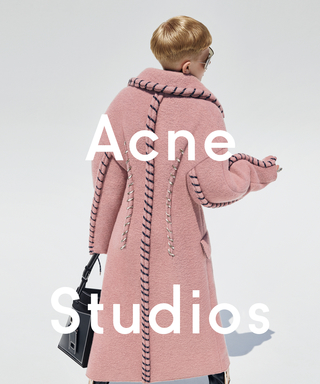 Why This 11-Year-Old Boy Was Chosen to Star in the New Campaign for Acne Studios