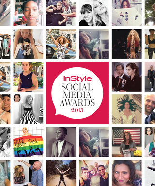 InStyle's 2015 Social Media Awards Are Here! Check Out the Nominees and Vote for Your Faves
