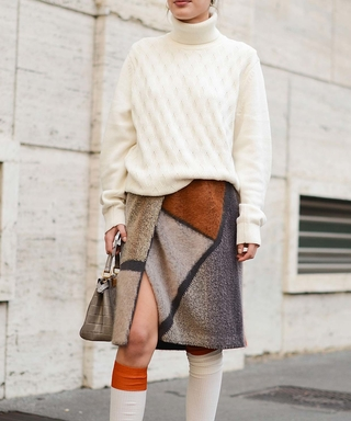 6 Excuses to Start Wearing Knits (Even When It's Not Cold Out)