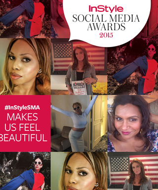 What Celebrity Makes You Feel the Most Beautiful? Vote Now in Our Social Media Awards!