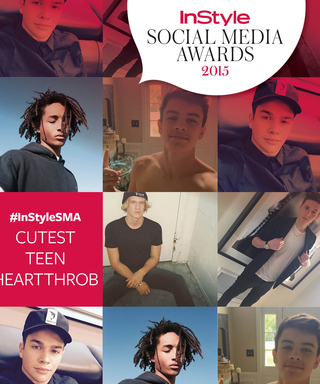 Who Will Win Cutest Teen Heartthrob? Vote Now in InStyle's Social Media Awards