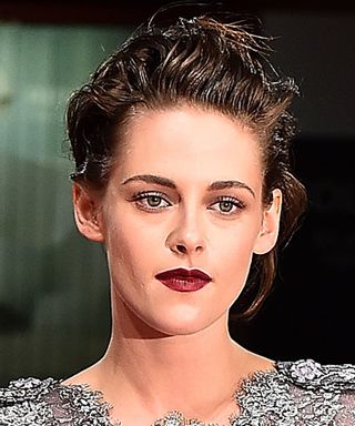 Kristen Stewart Dazzles at the Venice Film Festival in a Silver Chanel Couture Gown