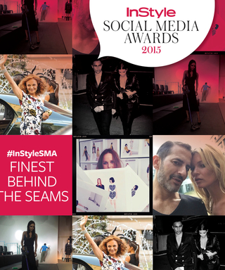 Who Will Win Finest Behind The Seams? Vote Now in InStyle's Social Media Awards