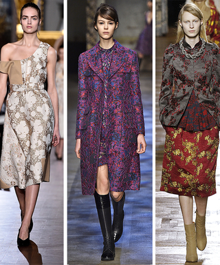 Brocade Is Back—and Better Than Ever