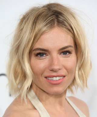 Sienna Miller Is Now a Redhead!