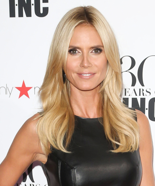 Heidi Klum Reveals Her Social Media M.O. During New York Fashion Week