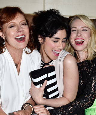 Inside InStyle and HFPA's Star-Studded Bash at the 2015 Toronto International Film Festival