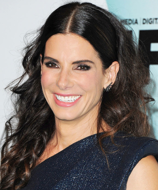 You Have to See Sandra Bullock's Gorgeous New Bangs