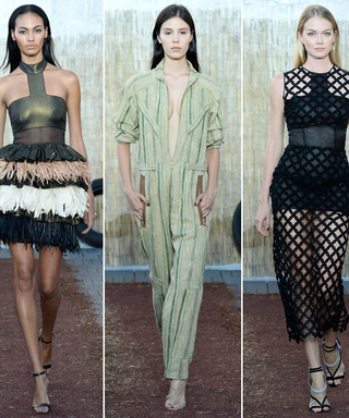 Sophie Theallet's NYFW Show Was Beautiful, But Her Runway Casting Was Even More So