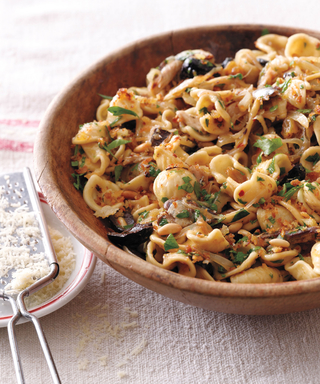 This Orecchiette Pasta Dish Will Bring a Taste of Italy to Your Kitchen Table