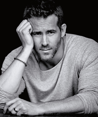 Ryan Reynolds Looks Absurdly Handsome in InStyle's October Issue