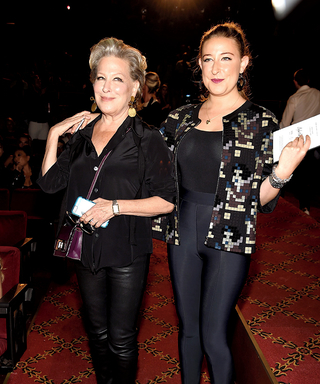 Bette Midler Dishes on Marc Jacobs's Theatrical Spring 2016 Collection from the Front Row