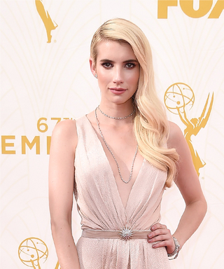 See Every Single Shade of Pink on the 2015 Emmys Red Carpet
