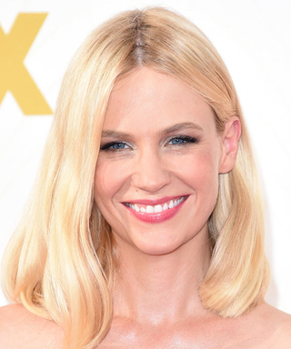 January Jones Celebrates Her 38th Birthday with an Adorable Throwback Instagram