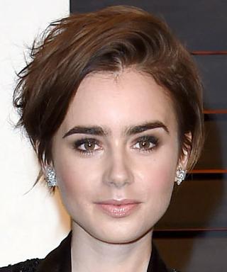 Lily Collins's Red Carpet Style