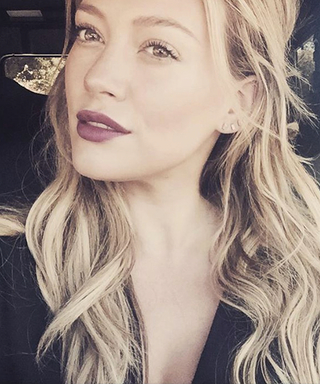 These 23 Selfies of Birthday Girl Hilary Duff Will Make You Smile