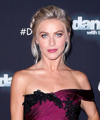 The Scoop on Julianne Hough's Ethereal Look on Last Night's Dancing with the Stars