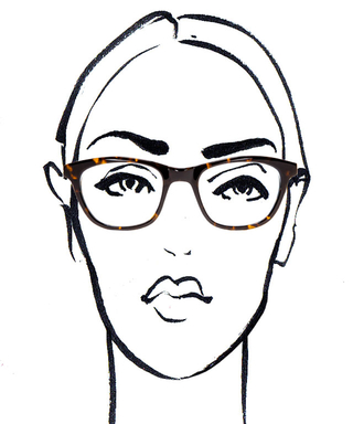 Find the Best Geek-Chic Glasses for Your Face Shape