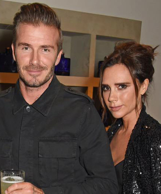 Victoria Beckham Celebrates Her London Flagship's First Anniversary with Family, Friends