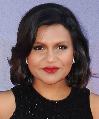 Mindy Kaling's Red Carpet Style