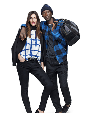 Mad for Plaid! Adam Lippes's Collection for Target Drops Today