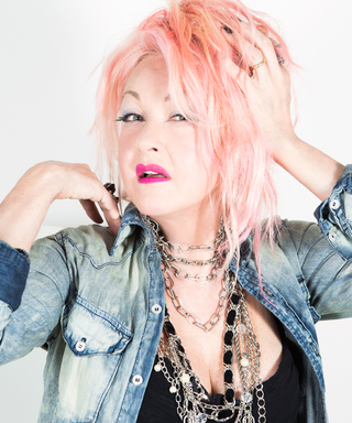 Cyndi Lauper on Her New Shoe Line, Which Benefits LGBT Youth