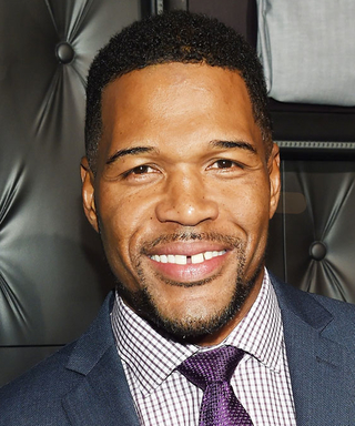 Michael Strahan Designed a New Favorite Suit for Gents—Here's How He Celebrated