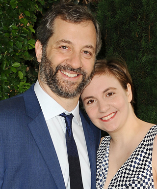 Lena Dunham and More Stars Honor Judd Apatow for His Women's Rights Advocacy