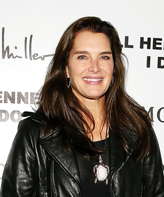 Brooke Shields Goes Rock-Star Casual for Jill Hennessy's Album Release Party